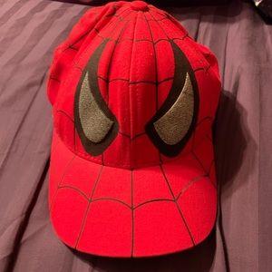 Sale⭐️1999 Spider-Man Kids Snapback Hat